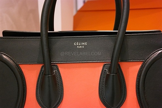 6e59aa817a Related Products. Out of Stock · Celine Tricolor Orange Nano Luggage ...