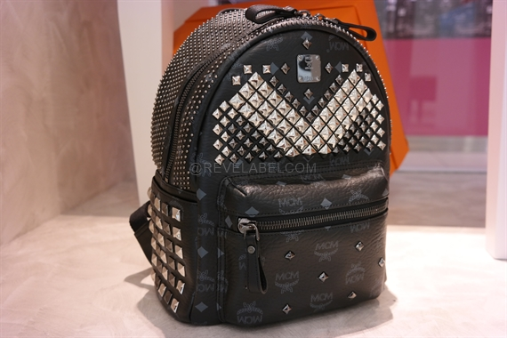 Mcm black stark limited edition backpacks, luxury, bags & wallets.
