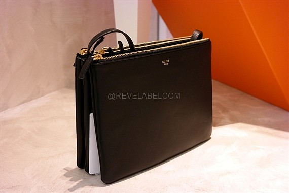 Celine Large Trio Black (2)