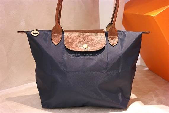 Discount Longchamp Le Pliage Tote Bags 1899 089 461 Paprika