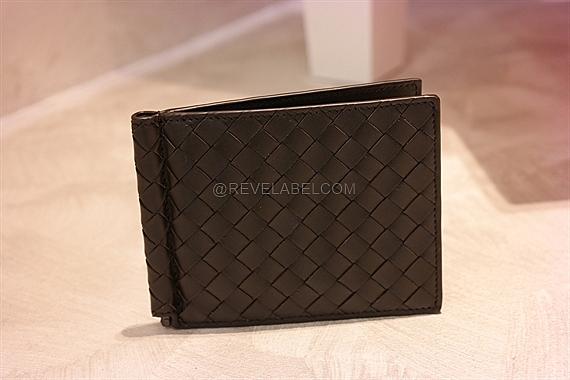 Bottega Veneta Mens Wallet with Money Clip Espresso 1aa6c8928f78a