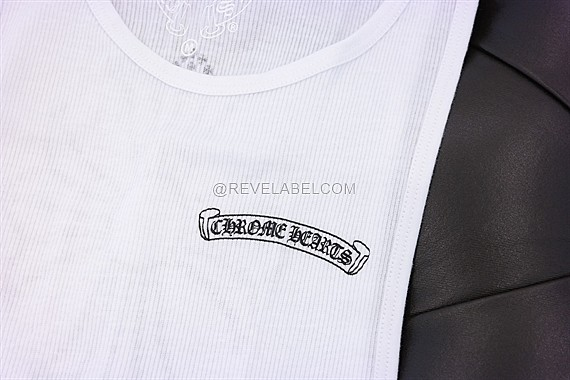 20c33b467c939 Chrome Hearts Tank Top White