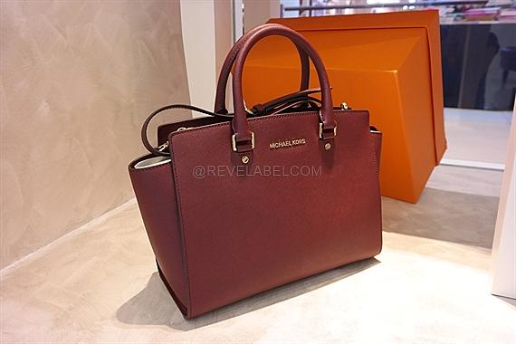michael kors selma large saffiano leather satchel 30s3glms7l. Black Bedroom Furniture Sets. Home Design Ideas