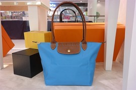 Online Discount Longchamp Le Pliage Tote Bags 1899 089 203 Chocolate