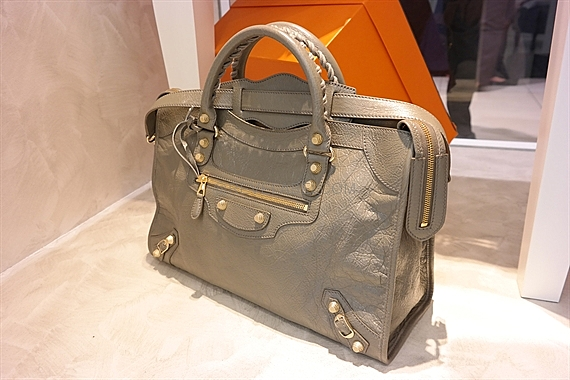 Balenciaga Giant City Grey