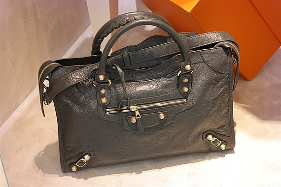 Balenciaga Giant Gold City Gris Fossil