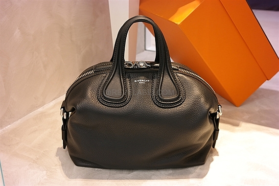 bafc01a5ceb9 Givenchy Nightingale Small Satchel Black 5096 025 001 - REVE LABEL