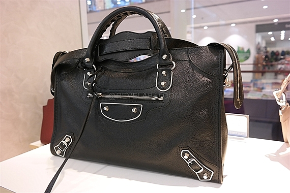 Balenciaga Edge City Black
