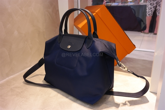 more photos 2b227 55470 Longchamp Le Pliage Neo Medium Navy 1515 578 556 - REVE LABEL