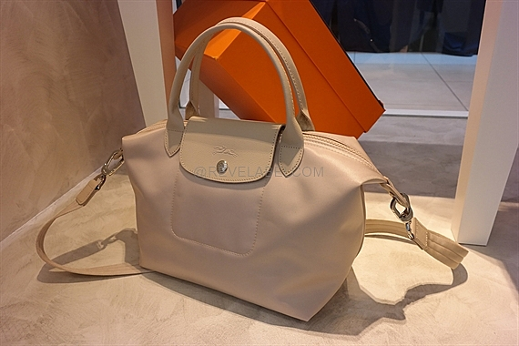 b2af9c823e42 Longchamp Le Pliage Neo Small Chalk 1512 578 337 - REVE LABEL