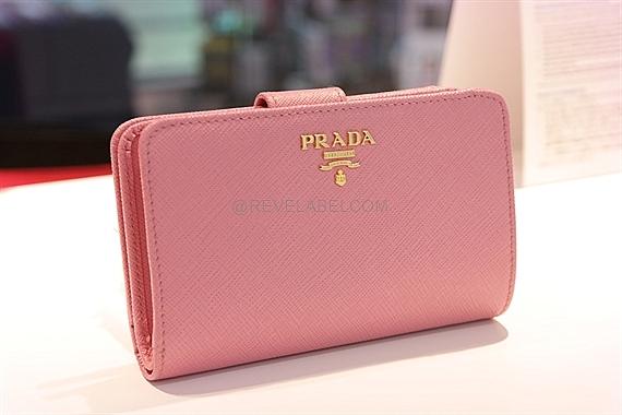 d50a9fb5644f Prada Saffiano French Wallet Petalo 1ML225 QWA F0442 - REVE LABEL