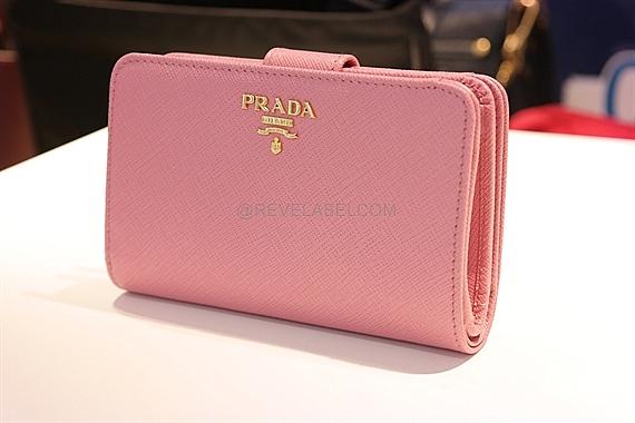 dc86189f5d79 Prada Saffiano French Wallet Petalo 1ml225 Qwa F0442 Reve Label