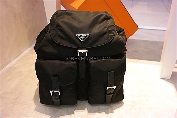 d4bcf45ee14f Prada Classic Backpack Black 1BZ811 V44 V OOO F0002 - REVE LABEL