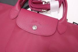 6fef06d453ea Longchamp Le Pliage Neo Small Raspberry 1512 578 232 (3)