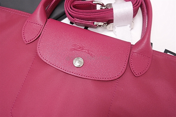 Longchamp Le Pliage Neo Small Raspberry 1512 578 232 - REVE LABEL ccc35e4b0568f