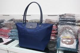 017ac6f9d884 Longchamp Le Pliage Neo Long Handle Large Navy Blue 1899 578 556 (3)