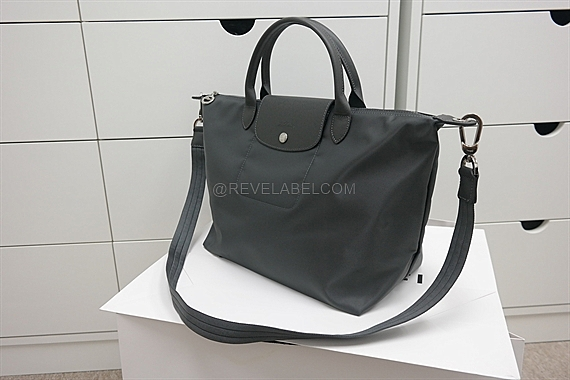 fd71f49be86f Longchamp Le Pliage Neo Medium Dark Grey 1515 578 112 - REVE LABEL