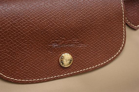 2014 New Longchamp Le Pliage Tote Bags 1624 089 Khaki Beige
