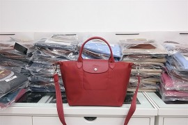 8d6bfa73bef9 Longchamp Le Pliage Neo Small Red 1512 578 545 (1)