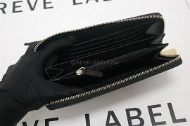 3eb0a615113e Michael Kors Jet Set Saffiano Leather Continental Wallet Black 32T7GTVZ3L  001 (6)